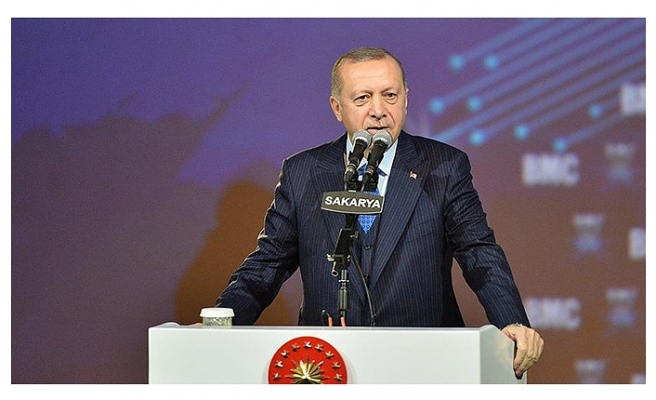 Cumhurbaşkanı Erdoğan 10 Bin İstihdam Müjdesi Verdi