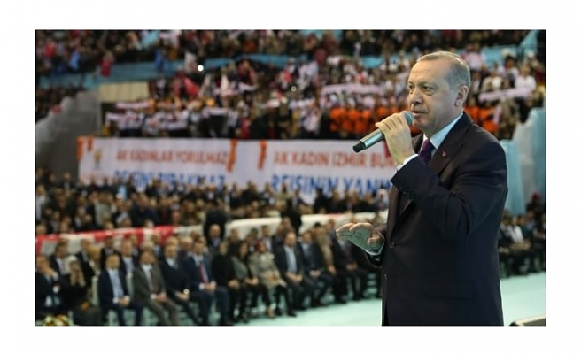 Cumhurbaşkanı Erdoğan: 3600 Ek Gösterge Müjdesi Verdi