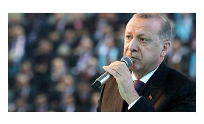 Cumhurbaşkanı Erdoğan İlk Mitingini O Şehirde Yapacak