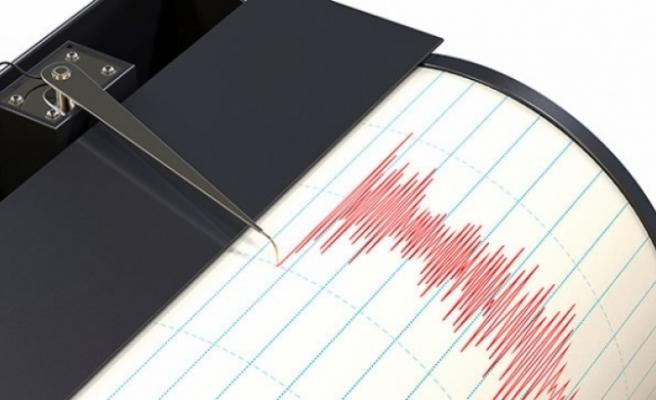 Marmara Bölgesinde Deprem Meydana Geldi
