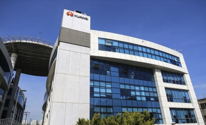 Huawei'nin Teknoloji Üssü İstanbul'da