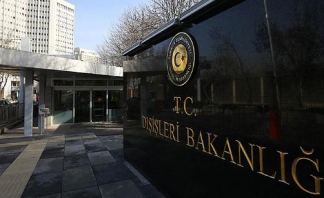 T.C. Dışişleri Bakanlığı Anvers Başkonsolosluğu' na Türk Uyruklu Sözleşmeli Sekreter Alınacak