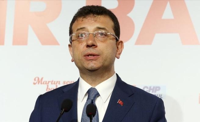 CHP İstanbul Adayı Ekrem İmamoğlu'dan İlk Açıklamalar