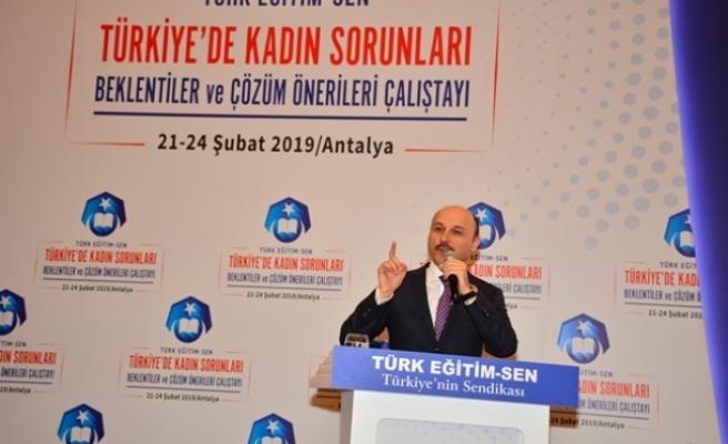 Genel Başkan: Varlığımızı Türk Varlığına Adıyoruz