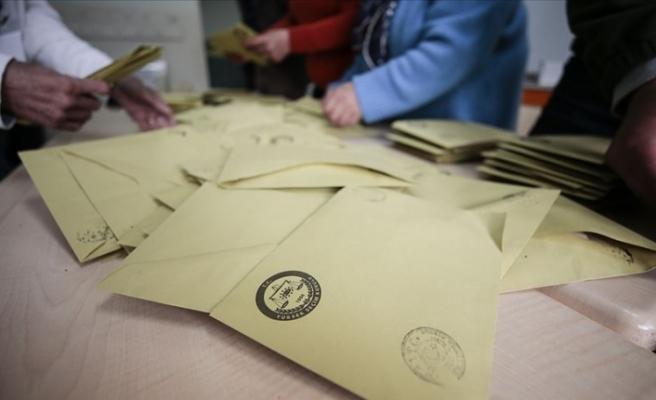 Maltepe'de Oylar Tekrardan Sayılmaya Başlandı