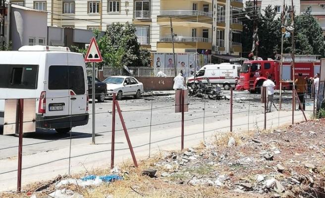 Hatay Reyhanlı'da Otomobilde Patlama: 2 Kişi Öldü
