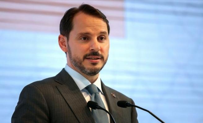 Hazine ve Maliye Bakanı Berat Albayrak, Yeni Ekonomi Programı'nın Ana Teması Değişim Başlıyor