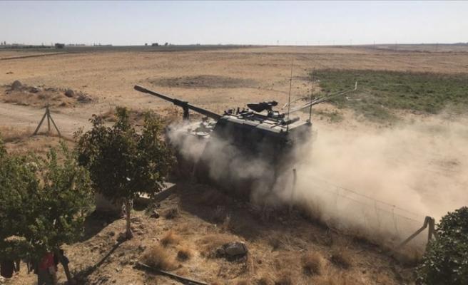 Barış Pınarı Harekâtı Bölgesinde Bir Asker Şehit Oldu