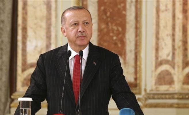 Cumhurbaşkanı Recep Tayyip Erdoğan'dan: ABD Başkanı Donald Trump'a Yanıt