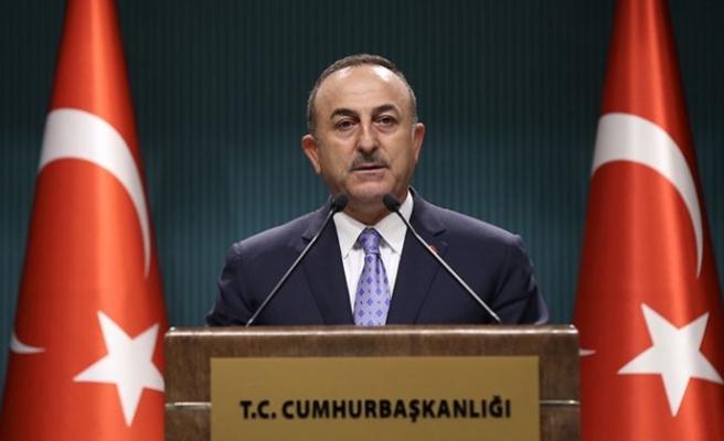 Dışişleri Bakanı Mevlüt Çavuşoğlu, İstediklerimizi Aldık