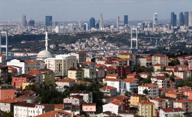 İstanbul'da 2018' Yılında 121 Milyar Liralık Konut Satıldı