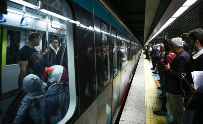 Marmaray, 6 Yılda İstanbul Nüfusunun 27 Katı Yolcu Taşıdı