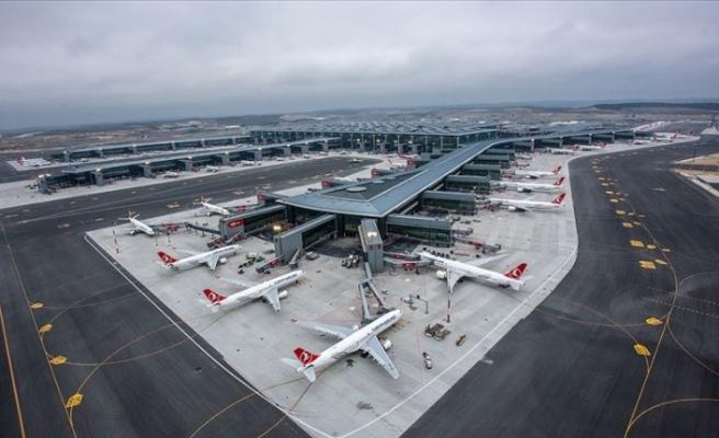 İstanbul Havalimanı'na Yılın Havalimanı Ödülüne Layık Görüldü