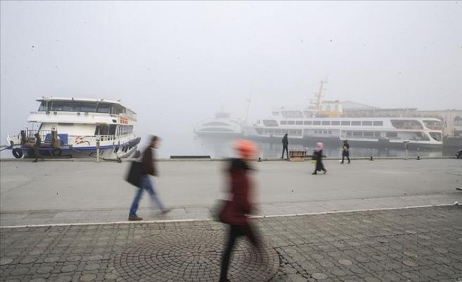 Olumsuz Hava Koşulları Nedeniyle İDO, BUDO ve Vapur Seferleri İptal Edildi