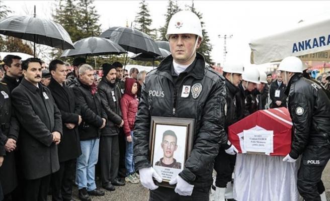 Ağrı'da Özel Harekât Polisi Coşkun Elber Şehit Oldu