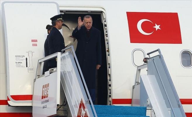 Cumhurbaşkanı Erdoğan, NATO Zirvesi İçin Londra'ya Gidecek