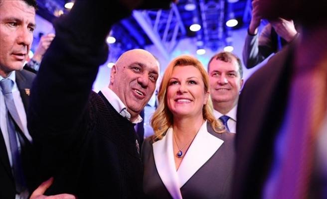 Hırvatistan'da Seçim İkinci Tura Kaldı