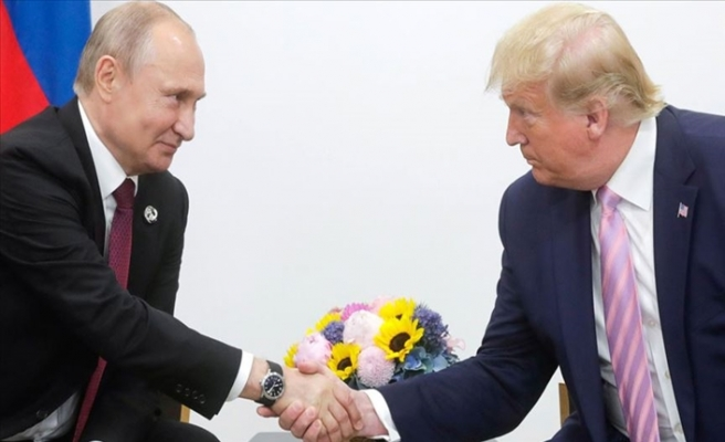 Putin 'den ABD Başkanı Trump'a Terör Saldırılarını Engelleyen İstihbarat İçin Teşekkür