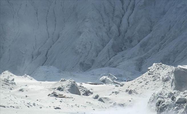 Yeni Zelanda'da Yanardağ Patlaması: Ölü Sayısı Arttı