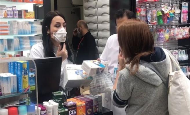 Çin'de Ortaya Çıkan Koronavirüs (2019-Ncov) Maske Satışını Artırdı