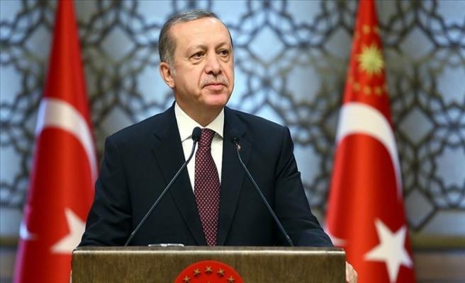 Cumhurbaşkanı Erdoğan'dan Gazeteciler Günü Mesajı