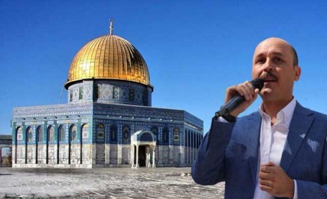 Genel Başkan Geylan: Kudüs Peşkeş Çekilemez