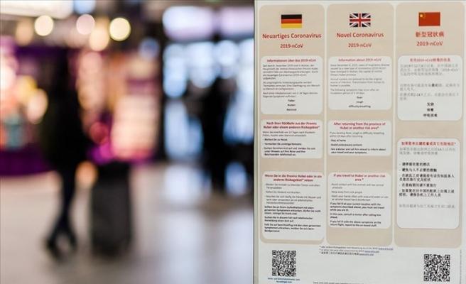 Koronavirüs Kabusu Almanya'ya da Sıçradı