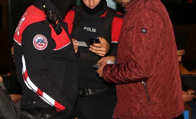 Yılbaşı Gecesi İstanbul'da 148 Bin 790 Kişi Sorgulandı