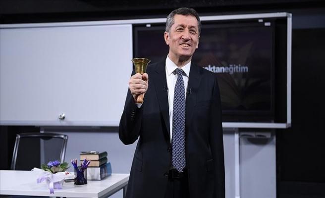 Bakan Selçuk'tan EBA TV İle İlgili Son Dakika Açıklaması