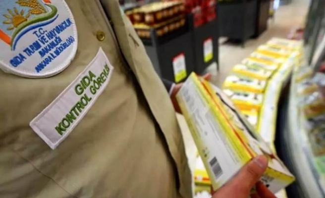 Bakanlık Hileli Gıda Üretimi Yapan Firmaları İfşa Etti