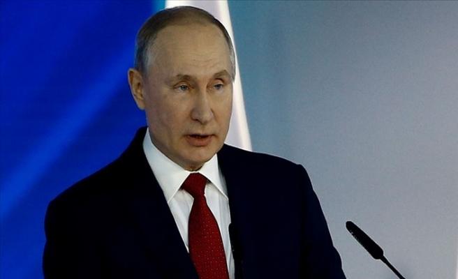 Rusya Devlet Başkanı Putin'den Kovid-19'la İlgili Durum Kötüye Gidiyor Açıklaması