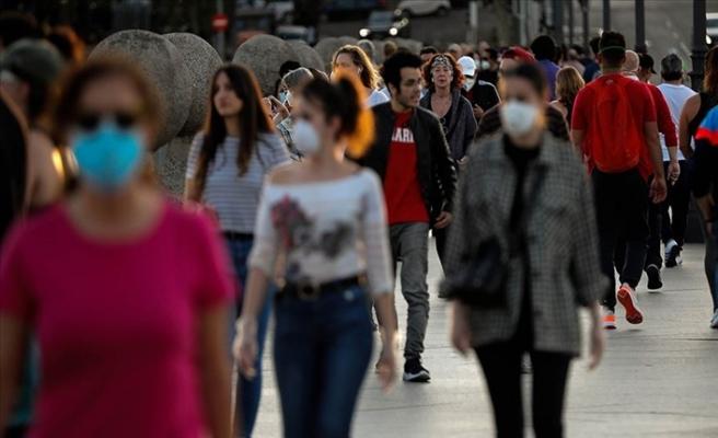 İspanya'da Korona Virüsten Ölenlerin Sayısı 25 Bin'e Yükseldi