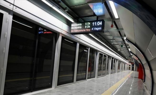 Mecidiyeköy Mahmutbey Metro Hattı ne Zaman Açılıyor?