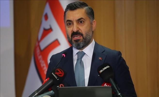 RTÜK Başkanı'ndan Yeni Açıklama: Gereği Yapılacaktır