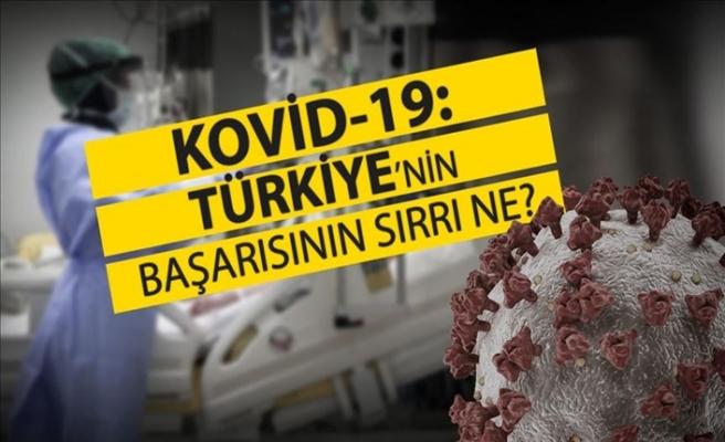 Yeni Tip Koronavirüs: Türkiye'nin Başarısının Sırrı ne?