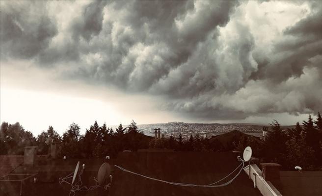 Marmara Bölgesi'nde: Gök Gürültülü Sağanak Tahmin Ediliyor