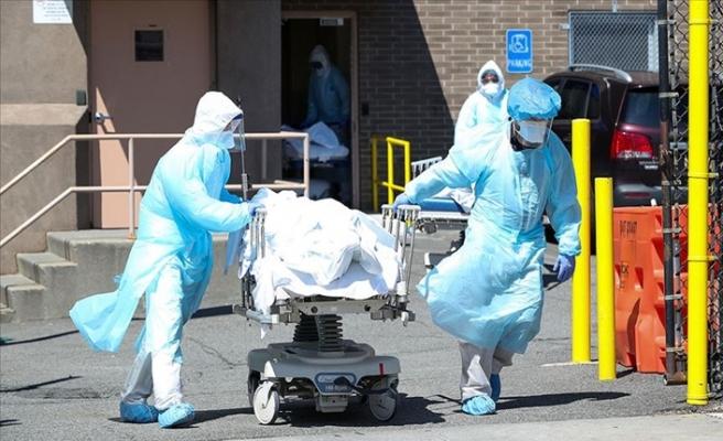 ABD'de Koronavirüs Bilançosu Artıyor! Son 24 Saatte…