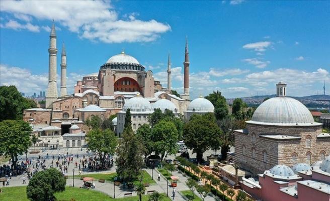 Ayasofya Camii Eski İmamı Ayasofya Kararını Değerlendirdi