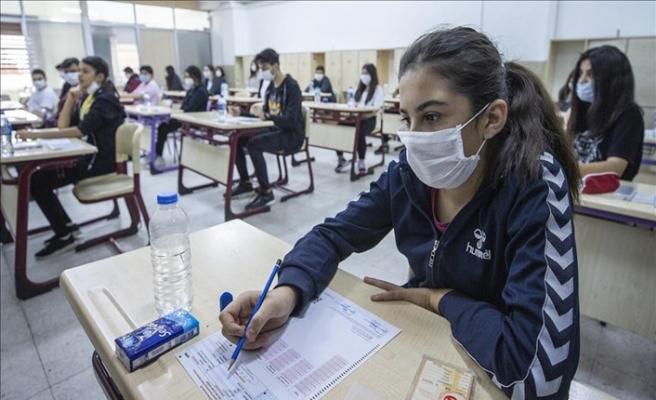 LGS Kapsamındaki Merkezi Sınavda Soru İptali Olmadı