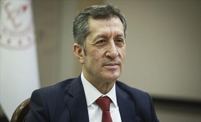 Milli Eğitim Bakanı Ziya Selçuk: Meslektaşlarıyla Zümre Toplantıları Başlattı