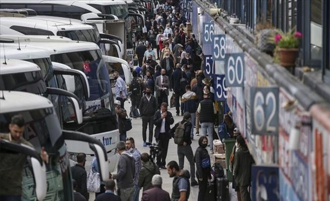 Şehirlerarası Otobüs Sefer Sayısı Günde 1150'ye Çıktı