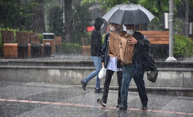 Meteorolojiden Flaş Uyarı Kuvvetli Geliyor