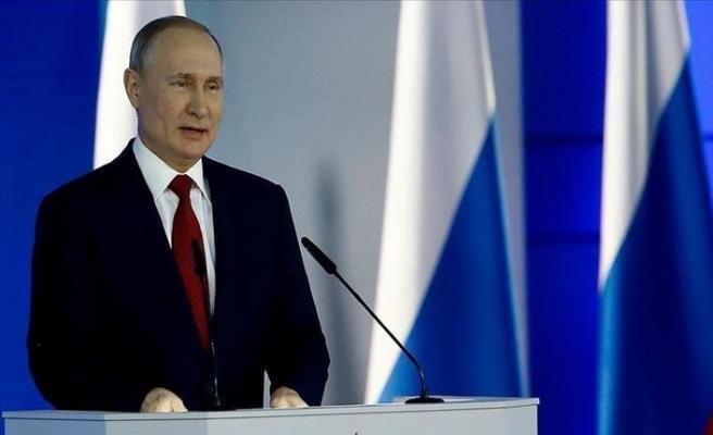Rusya Devlet Başkanı Vladimir Putin'in 2019 Geliri Açıklandı