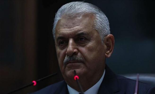 Eski Başbakan Binali Yıldırım, Kovid-19 Testinin Pozitif Çıktığını Açıkladı