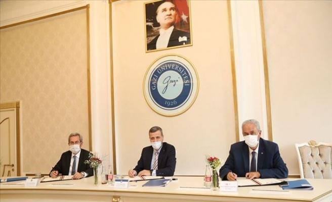 Gazi Üniversitesi Öncülüğünde Mükemmeliyet Merkezi Kurulacak