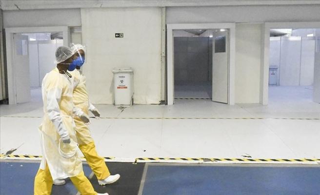 Kovid-19 Virüsünden Son 24 Saatte Hindistan'da 1141, Brezilya'da 831 Kişi Yaşamını Yitirdi
