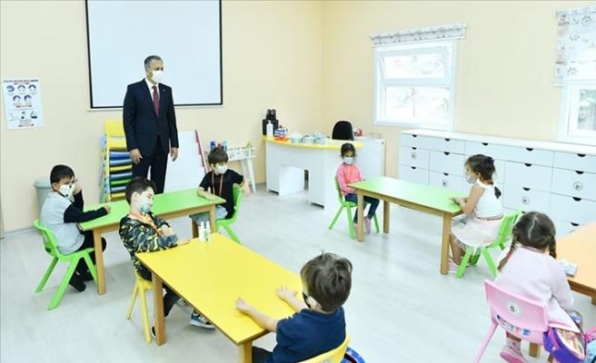 İstanbul'da Yüz Yüze Eğitime Katılım Yüzde 74