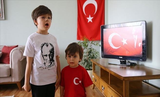 MEB Cumhuriyet'in 97'inci Yaşını Öğrencilerle Birlikte TRT EBA Ekranlarında Kutlayacak