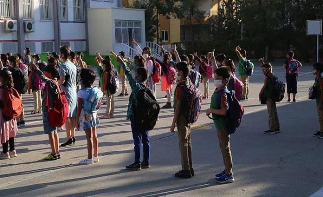 Milli Eğitim Bakanlığının Yüz Yüze Eğitime Geçiş Planlamasının İkinci Aşaması Başladı