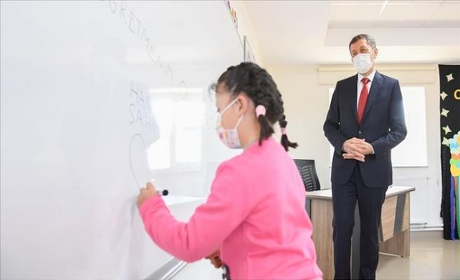 Yüz Yüze Eğitime Yüzde 80'lere Yakın Bir Katılım Var